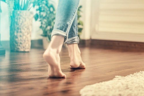 תמונה של בית עם חימום תת רצפתי בשרון