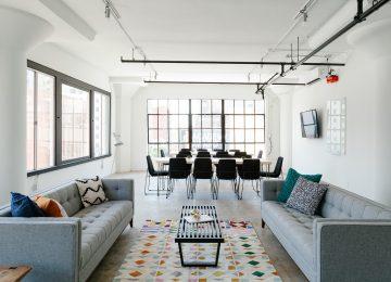 חימום בית עם תקרה גבוהה